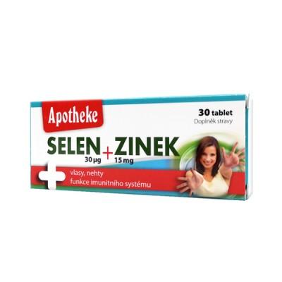 Selenio + Zinco