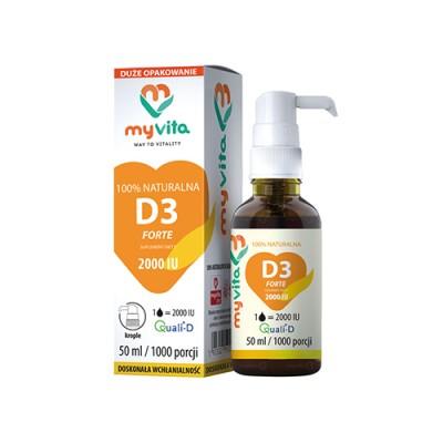Vitamina D3 gocce