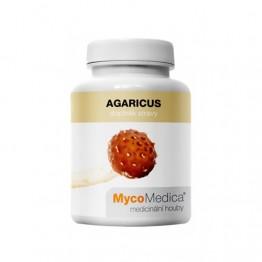Funghi Agaricus, 90 capsule