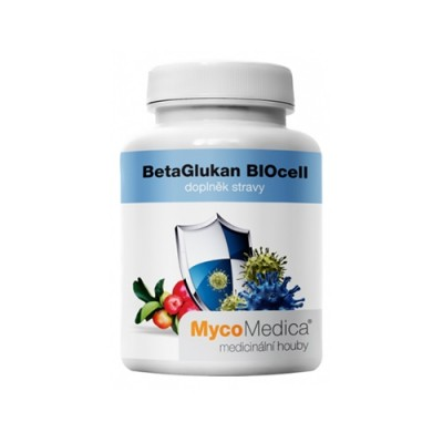 Beta glucano capsule