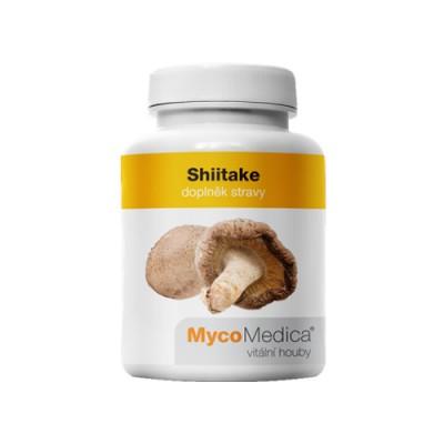 Shiitake funghi