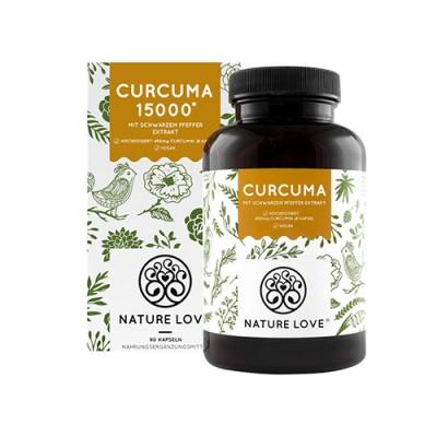 Curcuma capsule