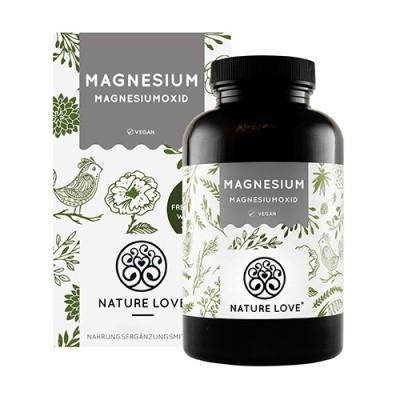 Ossido di magnesio capsule