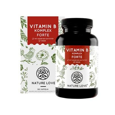 Complesso di vitamina B forte