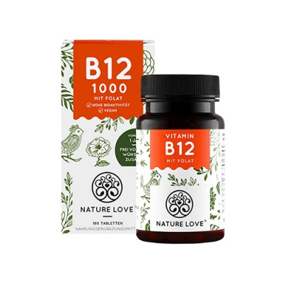 Vitamina B12 compresse