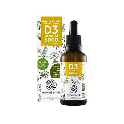 Vitamin D3 gocce