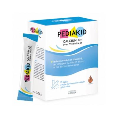 Calcio + vitamina D3 per bambini
