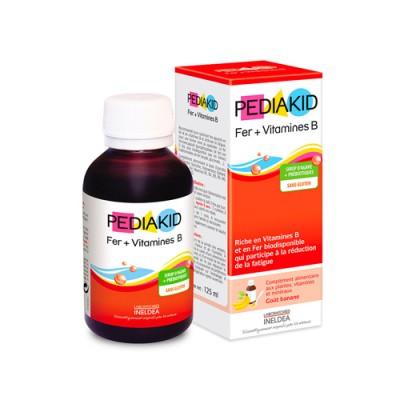 Ferro + Vitamine del gruppo B