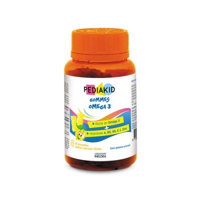 Omega 3 con vitamine per bambini, 60 orsetti gommosi