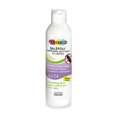 shampoo naturale anti-pidocchi