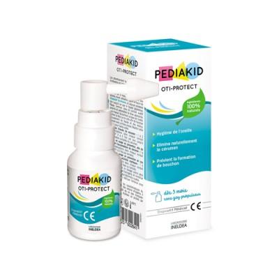 Spray per l'igiene dell'orecchio dei bambini