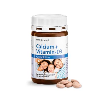 Calcio + vitamina D3