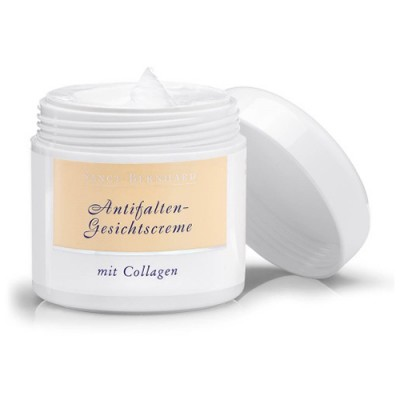 Crema antirughe al collagene