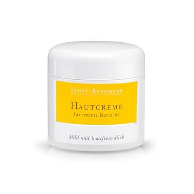 Crema naturale per l'igiene intima