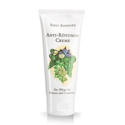 Crema viso anti-arrossamento