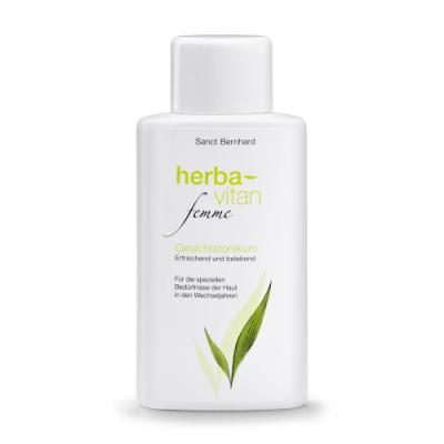 Herbavitan tonico per il viso