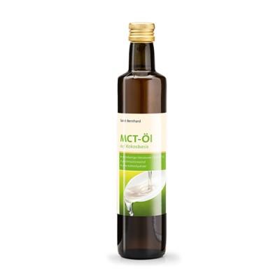 Olio MCT C8 - C10, 500 ml