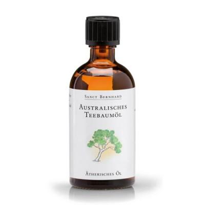 100% olio essenziale del tea tree australiano