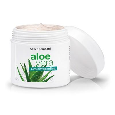 Aloe Vera peeling per il viso