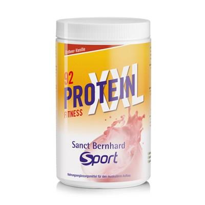 Proteine in polvere XXL, fragola-vaniglia