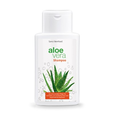 Shampoo per capelli all'Aloe vera