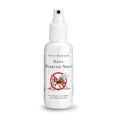 Spray repellente antizanzare