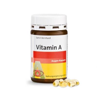 Vitamina A - vista, occhi