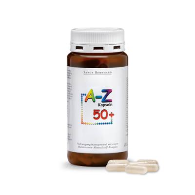 Vitamine e minerali dalla A alla Z