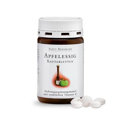 Aceto di mele + vitamina C