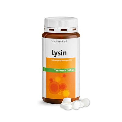 L-lizin tablete