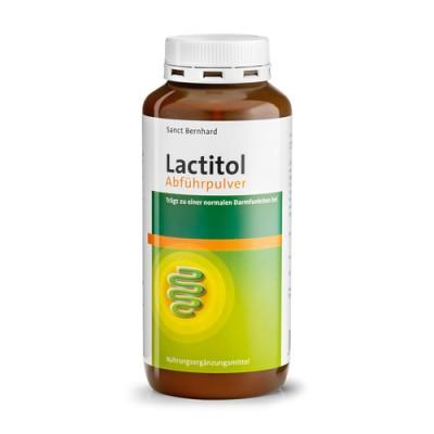 Lacticol polvere