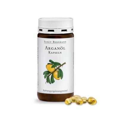 Olio di argan in capsule