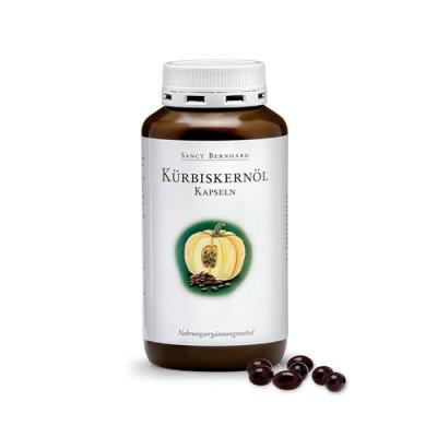 Olio di semi di zucca capsule