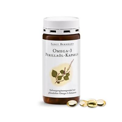Omega 3 estratto dall'olio di Perilla