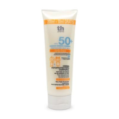 Crema solare per bambini SPF 50+