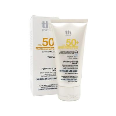 Crema solare viso SPF 50+
