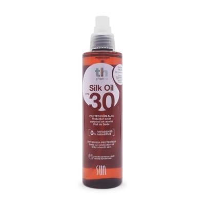 Olio solare SPF 30