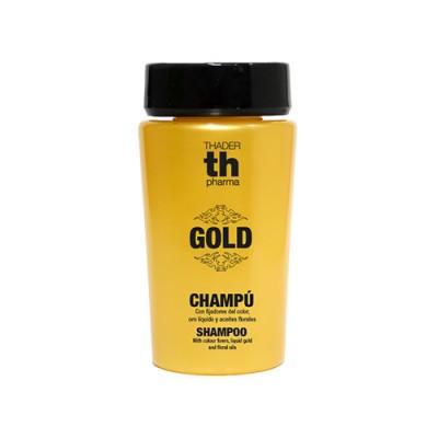 Shampoo GOLD con oro liquido