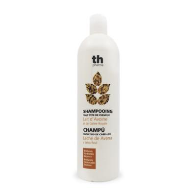 Shampoo per capelli - avena e pappa reale