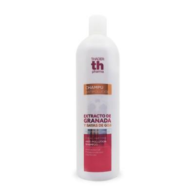 Shampoo per capelli - melagrana e bacche di goji