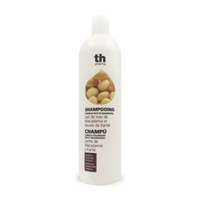 Shampoo per capelli tinti, secchi e danneggiati