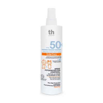 Spray solare per bambini SPF 50+
