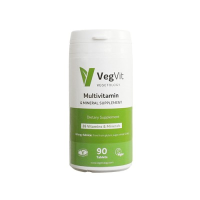 Vitamine e minerali in compresse
