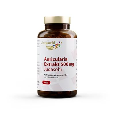 Auricularia capsule