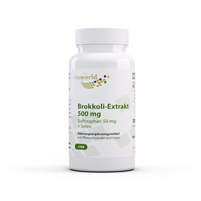 Broccolo con selenio - antiossidante