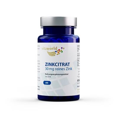 Citrato di zinco per il sistema immunitario