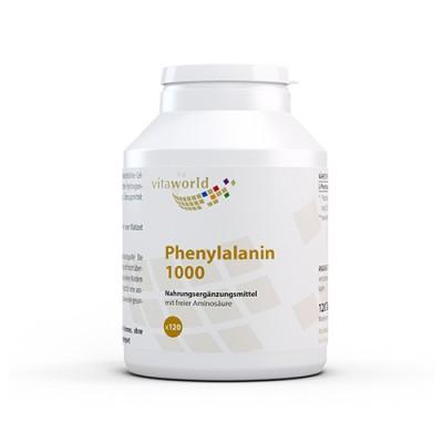 L-fenilalanina compresse