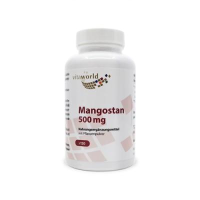 Mangostano 500 mg