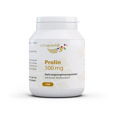 Prolina per la produzione di collagene ed elastina