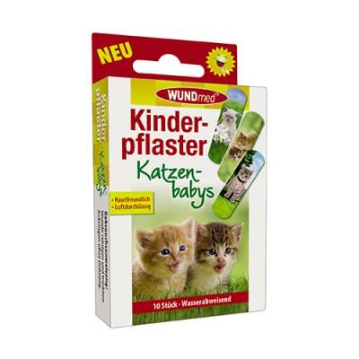 Cerotti per bambini - gattini